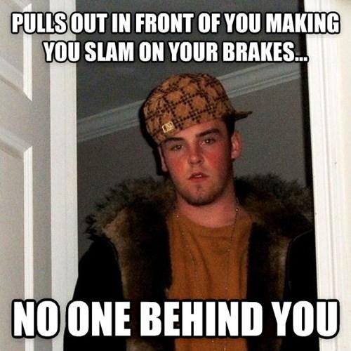 driving Memes drivers Scumbag Steve