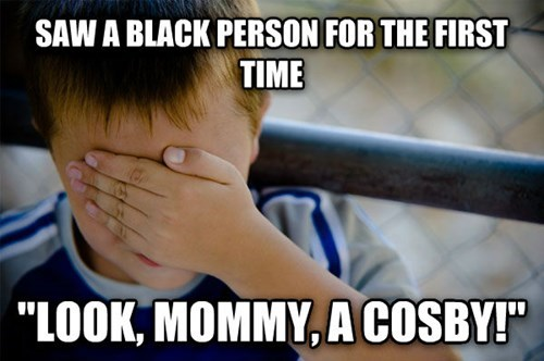 cosby confession kid Memes - 7820003584