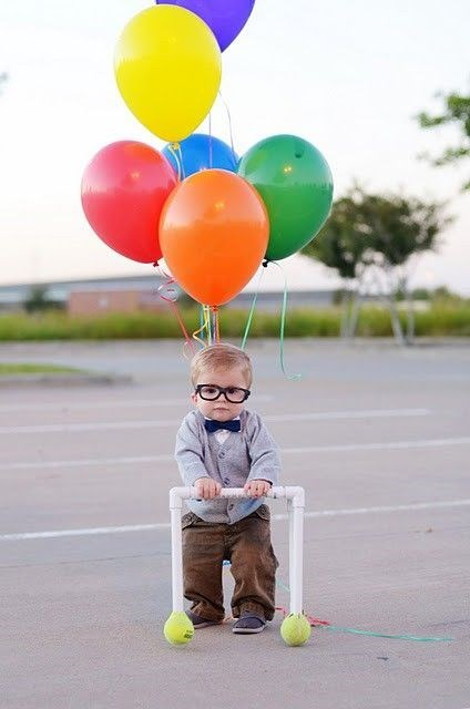 Babies up cute parenting costume - 7820006400