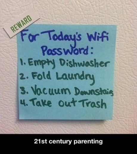 wifi parenting - 7820154368