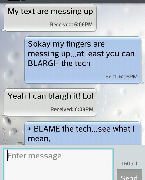 autocorrect text blargh - 7820493568