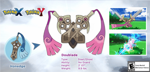 Pokémon news evolution honedge - 7821038080