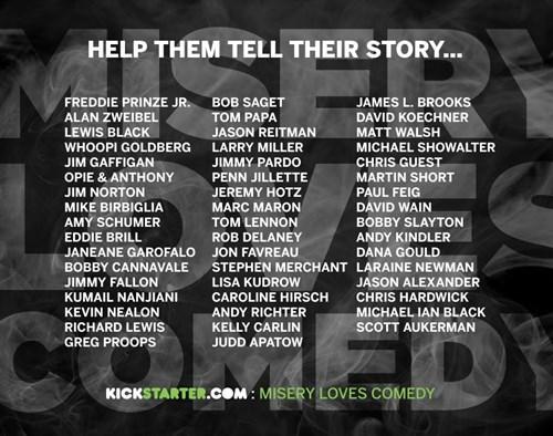 kickstarter comedians - 7821187072