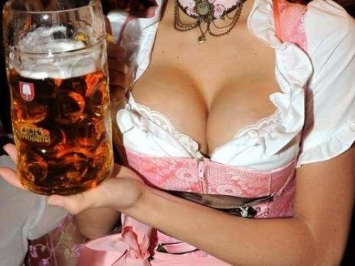 Sexy Ladies beer ocktoberfest funny - 7821308928
