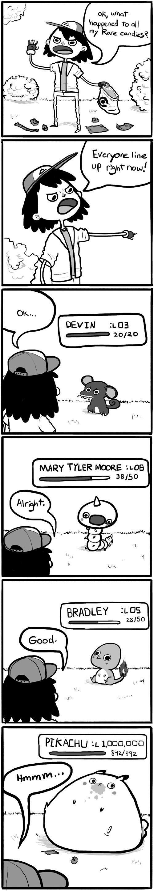 Pokémon comics web comics - 7821374208