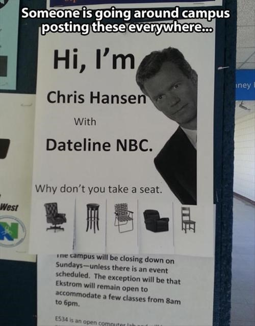 Dateline to catch a predator funny - 7821420032
