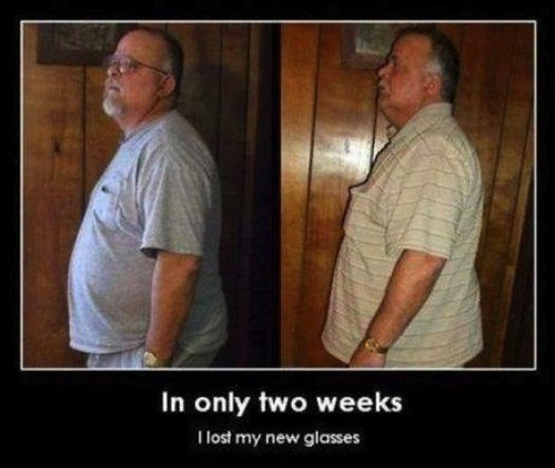 weight loss,glasses,funny