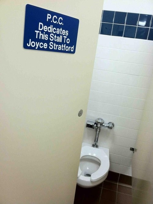 joyce stratford,bathrooms,toilets