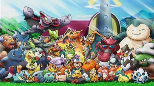 Pokémon art memories - 7822551808