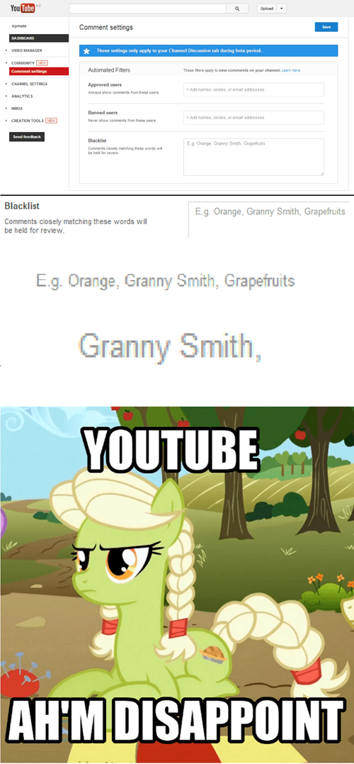 Apple Family youtube granny smith - 7822563584