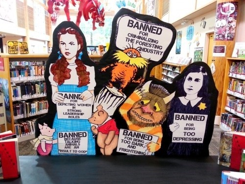 literature,wtf,english,funny,banned books,g rated,School of FAIL