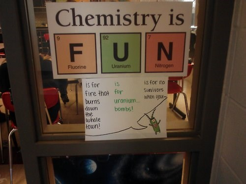 fun science Chemistry funny - 7822729984