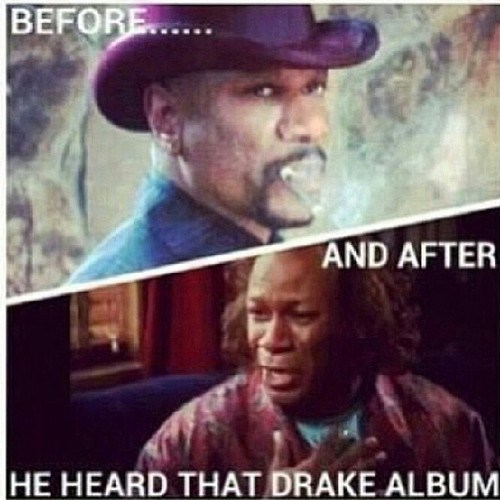 new album Drake Before And After