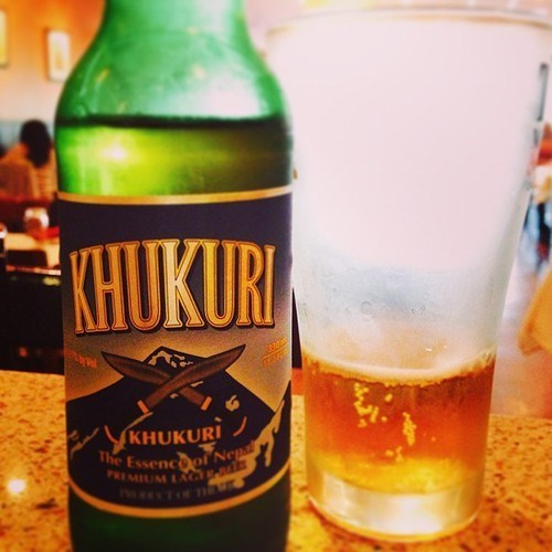 beer khukuri knife funny - 7822945792
