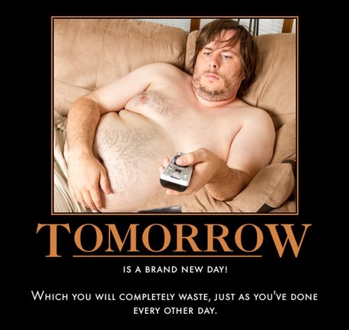 life waste tomorrow funny