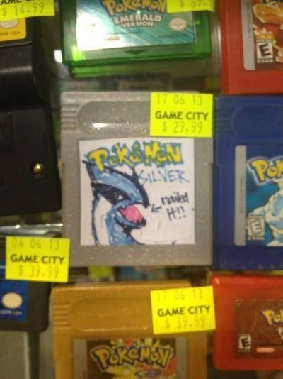 games pokemon silver Nailed It - 7823035136