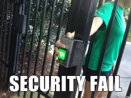 security,facepalm,genius,funny