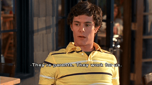 teenagers,the OC,parenting