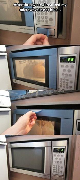 microwaves,idiots