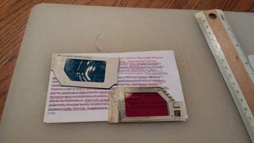 notecards,3d glasses,funny,g rated,School of FAIL