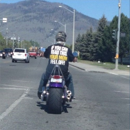 yo mamma,motorcycles,funny,dating