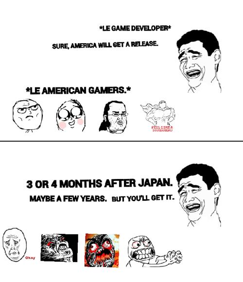 gamers america Japan - 7823805696