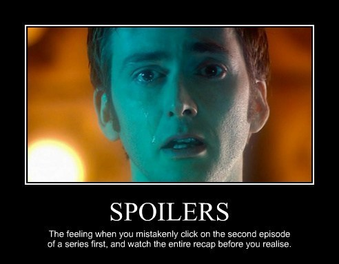 spoilers very demotivational doctor who - 7824338944
