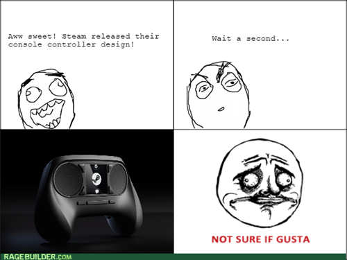 steam,not sure if gusta,steam controller,steambox,controllers,video games,steamOS