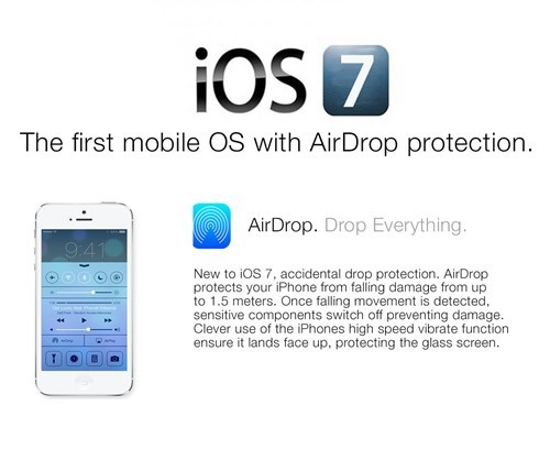 apple airdrop,iPhones,apple,ios 7