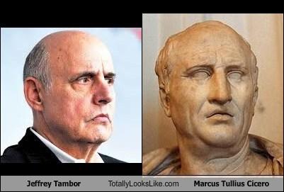 marcus tullius cicero,totally looks like,jeffrey tambor,funny