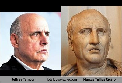 marcus tullius cicero totally looks like jeffrey tambor funny - 7824673792