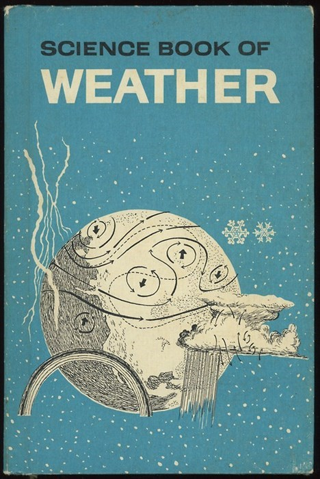 Meteorology weather science text book - 7824745472