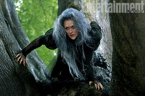 into the woods first look Meryl Streep - 7824773888
