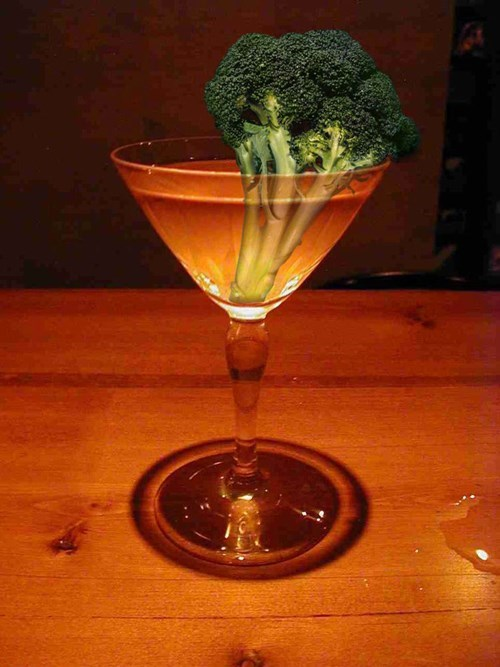 broccoli crunch funny cocktail - 7824812032