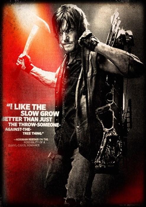 daryl dixon romance carol peletier The Walking Dead - 7824884480