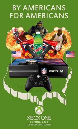 americana video games xbox one - 7824885504