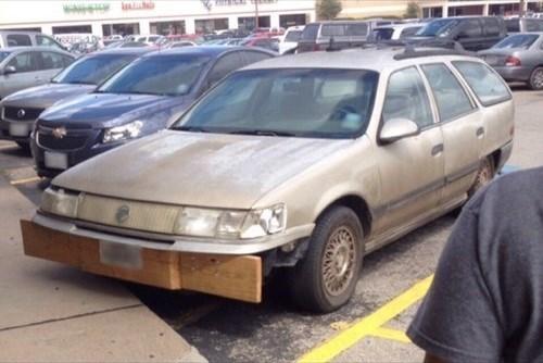 cars wood bumper there I fixed it - 7824914432