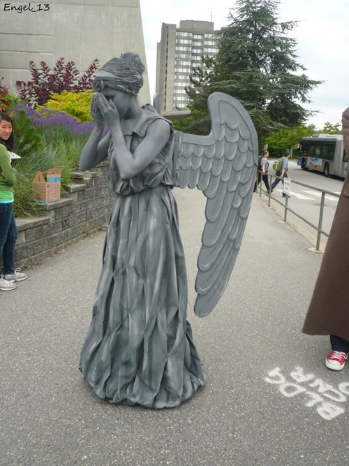 cosplay weeping angels doctor who - 7824937728