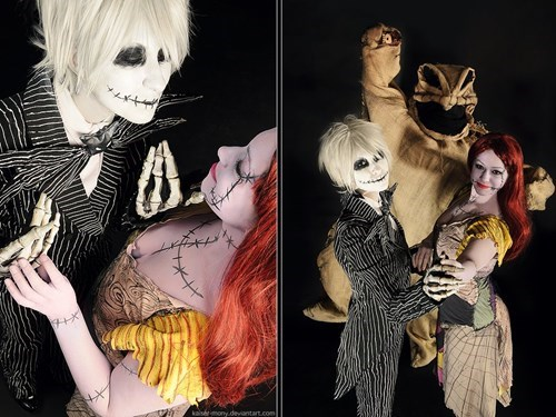 cosplay,the nightmare before christmas