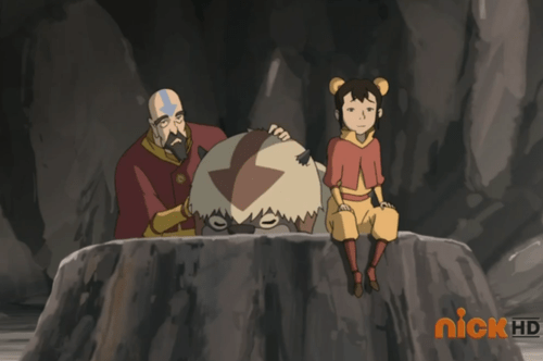cute cartoons sky bison korra - 7825158144