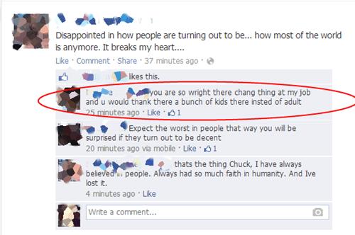 grammar,FAIL,spelling