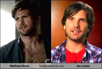 jon lajoie,matthew davis,totally looks like,funny