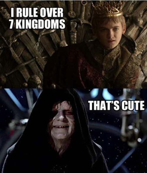 star wars Game of Thrones - 7825995776