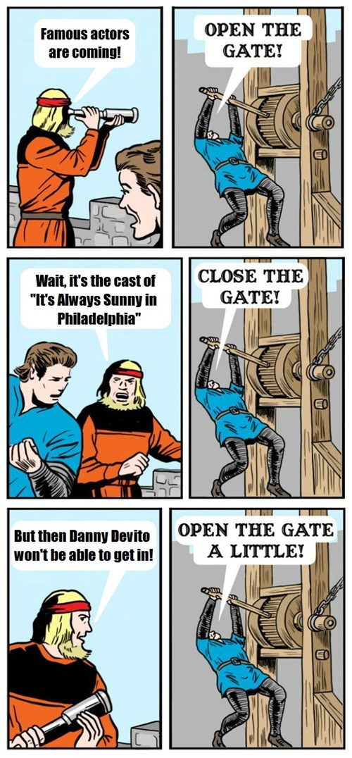 gates actors puns funny