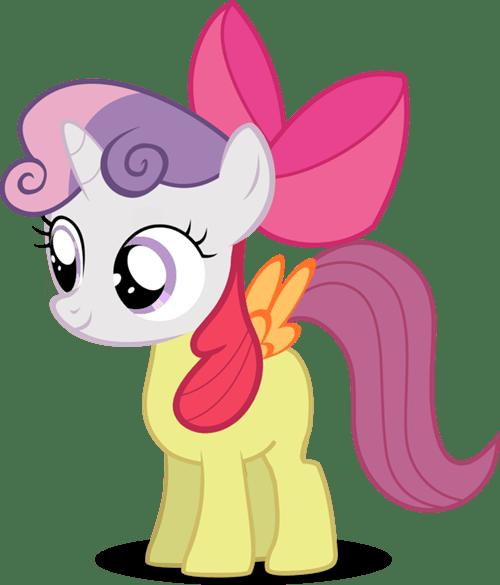 Sweetie Belle apple bloom cutie mark crusaders Scootaloo - 7826833408