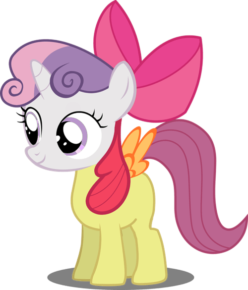 Sweetie Belle apple bloom cutie mark crusaders Scootaloo - 7826833408
