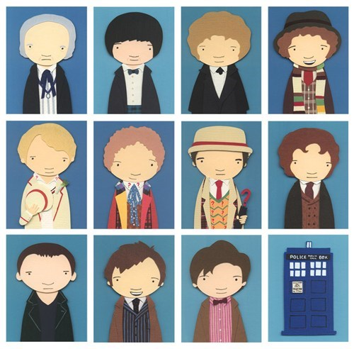 classic who Fan Art doctor who - 7827232256