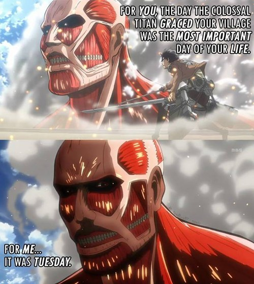 anime attack on titan - 7827793152