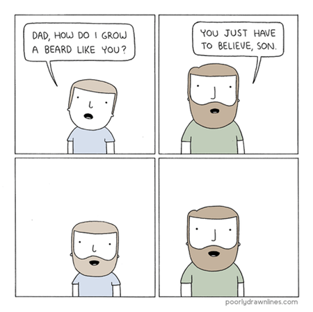 beards,funny,web comics,dads,sons,poorly dressed,g rated