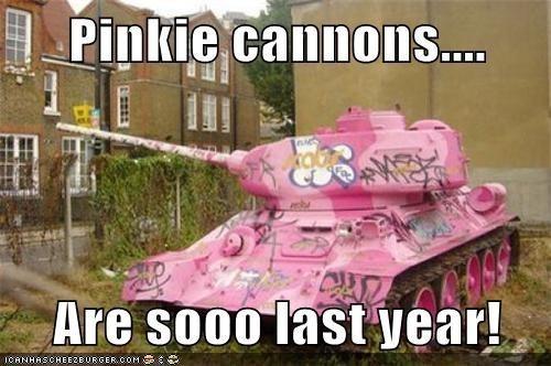pinkie tank pinkie pie pinkie cannon - 7829218048